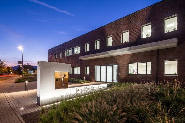 Architekturfotos Laborgebäude