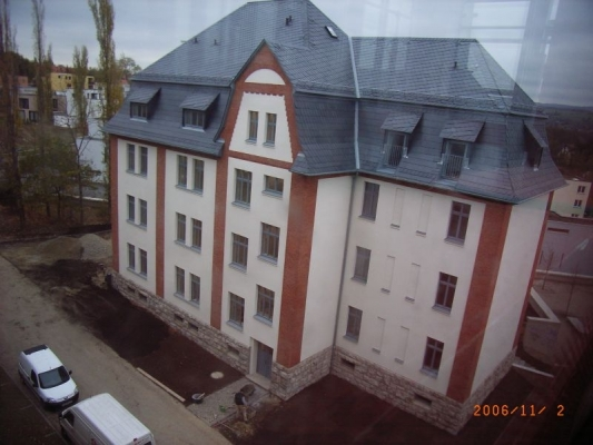 Wohnheime Weimar