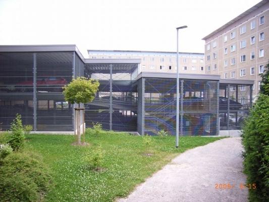 Parkhaus Schmalkalden