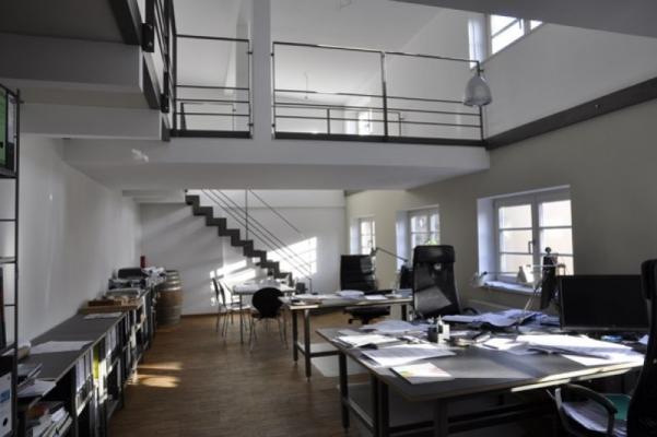 Ausstattung im Büro