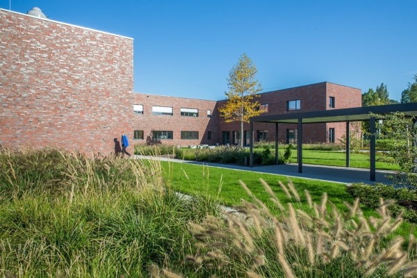 Neubau eines Laborgebäudes