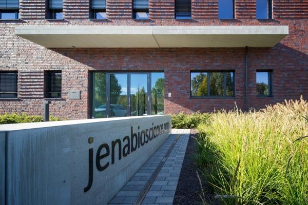 Laborgebäude Jena Bioscience GmbH